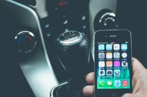 Imagen aplicaciones para el coche