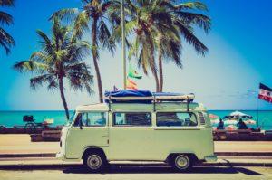 Imagen coche vacaciones